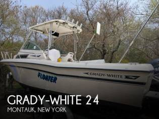 Grady-White 244 Explorer