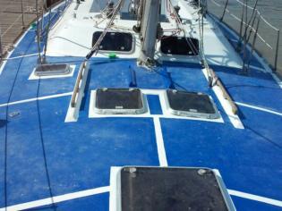 Atlantis 400 alu dujardin en malaisie voiliers d for Dujardin yachts