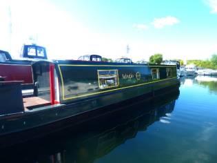Narrowboat 45' Heritage Boats