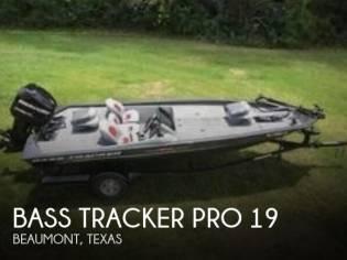 Bass Tracker Pro 190Tx