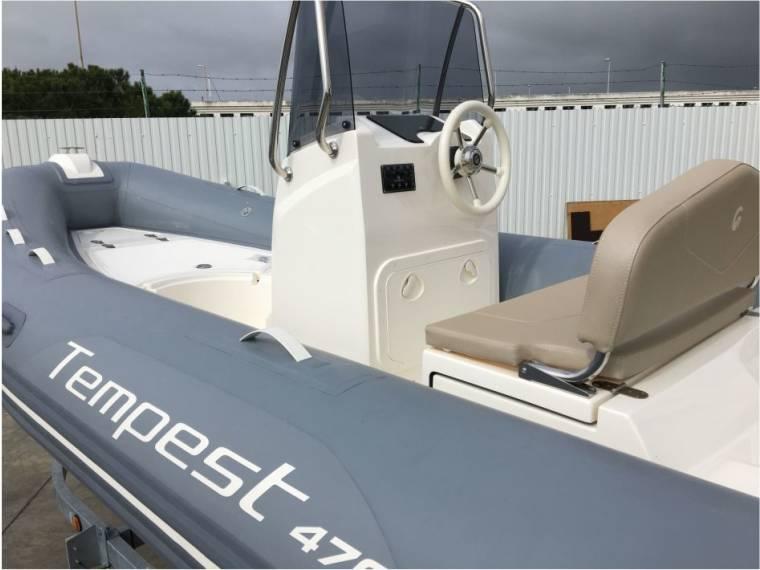 Capelli Tempest 470 Neptune Grey
