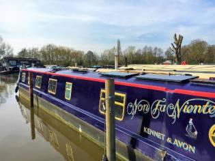 Liverpool Boats 58' Narrowboat
