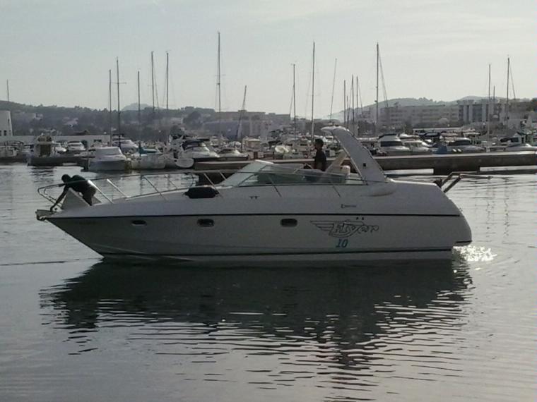 beneteau flyer 10 en puerto deportivo santa eulalia