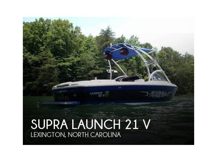Launch 21 V