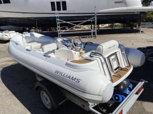 Williams Jet Tenders Turbojet 385
