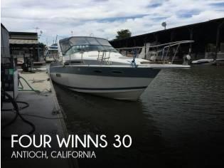 Four Winns Vista 315