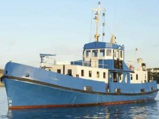 Offshore Research Survey Vessel