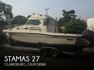 Stamas 255 Family Fisherman