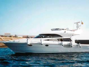 Astondoa Yachts A-40 Fisher