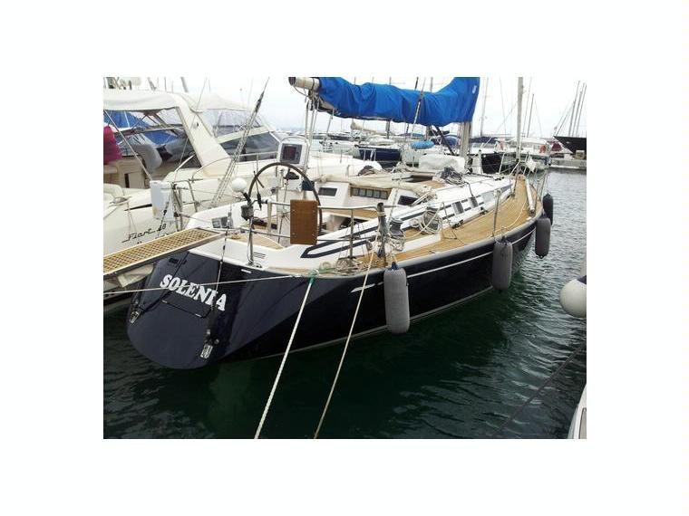 nautor swan 40 frers en toscane