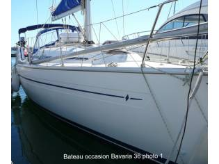 Bavaria36 cruiser