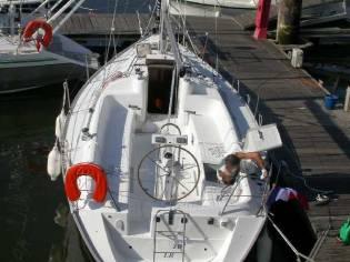Dufour - Gibsea long cockpit