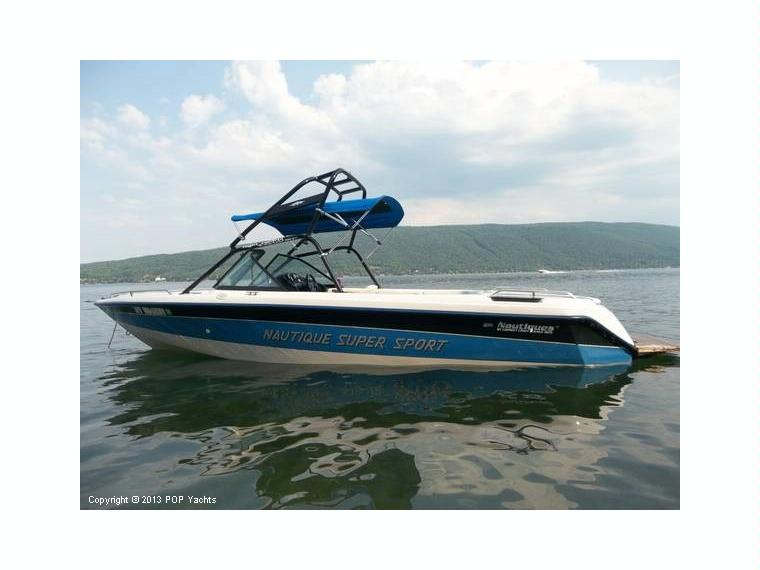 correct craft 21 nautique super sport en ontario