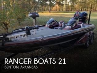Ranger Boats Z521C