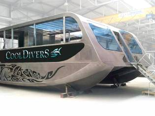 Dive & Entertainment Catamaran