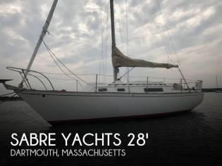 Sabre Yachts 28 mkii