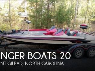 Ranger Boats Z 20
