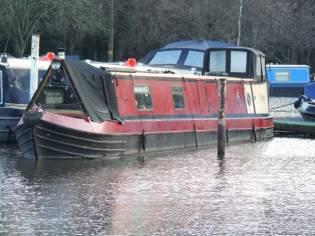 Evans & Sons Narrowboat