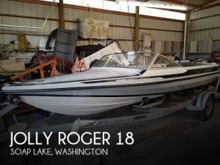 Jolly Roger Ski Master 18