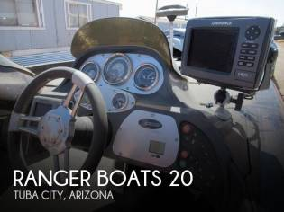 Ranger Boats Z21 Comanche