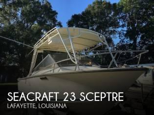 SeaCraft 23 Sceptre