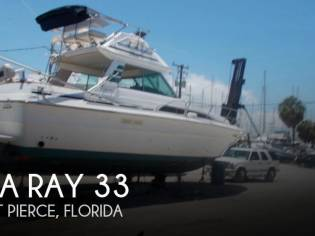 Sea Ray 340 Sport Fish