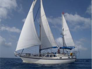 Siltala Yachts Nauticat 43