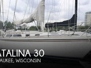 Catalina 30 MKII Tall Rig