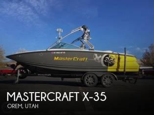 Mastercraft X-35