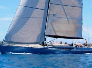 Sangermani Wally Yacht 83'
