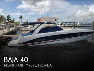 Baja 405 Sport cruiser