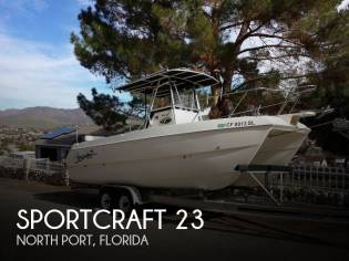 Sportcraft SCC 23 Sport Cat