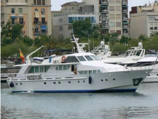 Benetti Yacht 26
