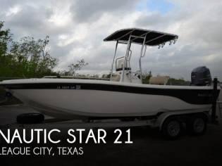 Nautic Star 210 Coastal