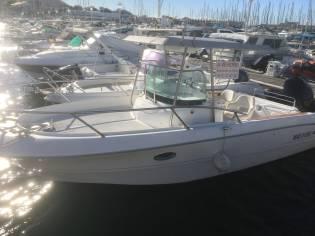 Sessa Marine Key Largo 25