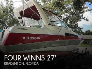 Four Winns 265 Vista