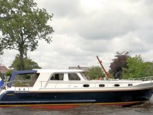 Crown Keyzer 42 Pilot House