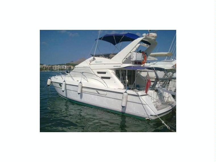 fairline phantom 41 en pto dptivo alcudiamar vedettes rapides d 39 occasion 50685 inautia. Black Bedroom Furniture Sets. Home Design Ideas