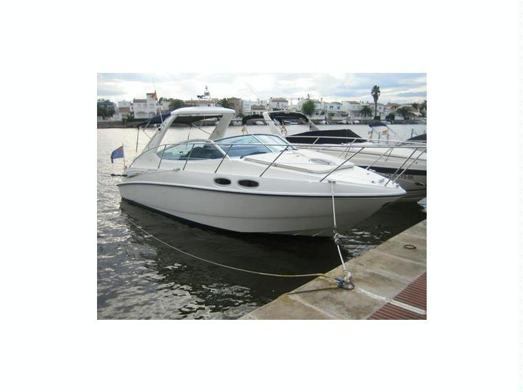 Sealine s29 en marina d emp riabrava bateaux moteur d for Salon nautique empuriabrava