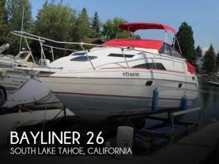 Bayliner 2651 Ciera Sunbridge