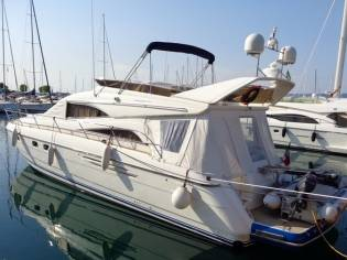 Marine Project Princess 56 Fly