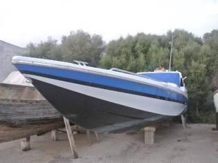 Custom Fabio Buzzi Montecarlo 38 Sport HT