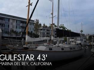 Gulfstar 43 Masthead Sloop