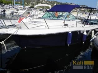 Kelt white shark 226 cabine