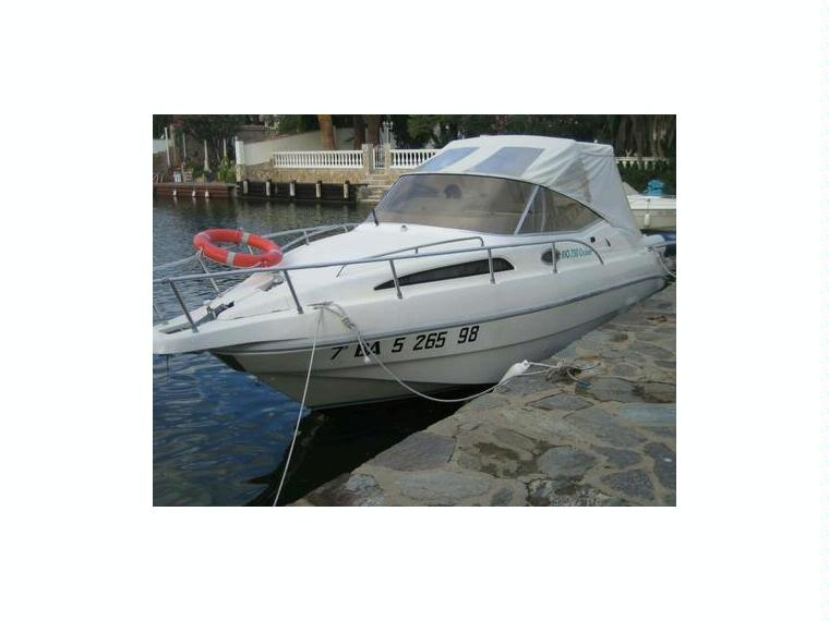 Rio 750 cruiser en marina d emp riabrava bateaux moteur d 39 occasion 57544 inautia - Salon nautique empuriabrava ...