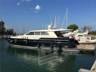 Pacific Boats Navetta Prestige 230