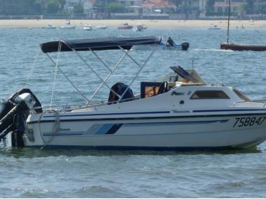 ROCCA PUMA S en Gironde | Bateaux à moteur d'occasion 67665 - iNautia