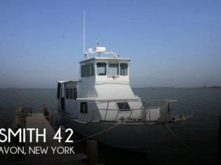 Smith Power Boats 42