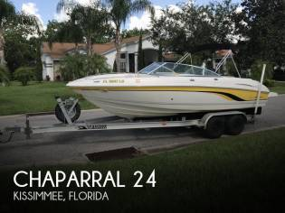 Chaparral SSi 220