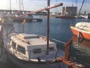 Menorquin 30 cabinado